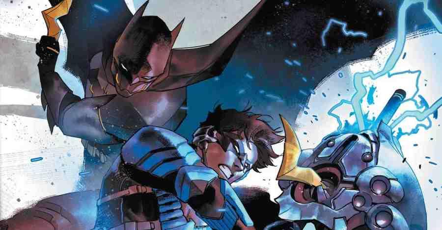 Future State Nightwing #2