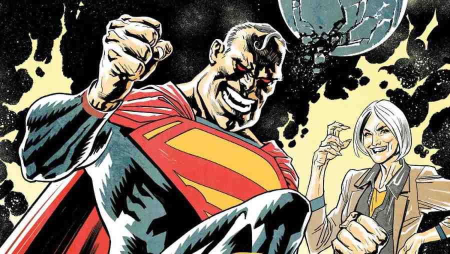 Future State Superman vs. Imperious Lex #2