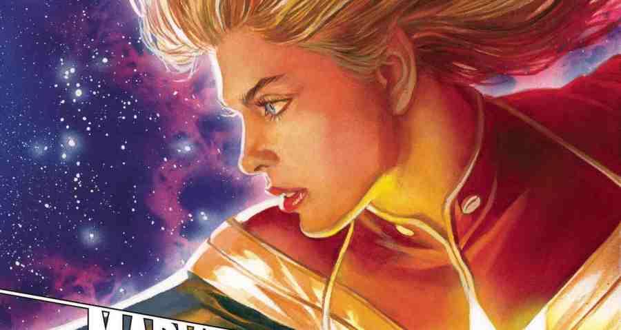 Marvel Snapshots: Captain Marvel #1