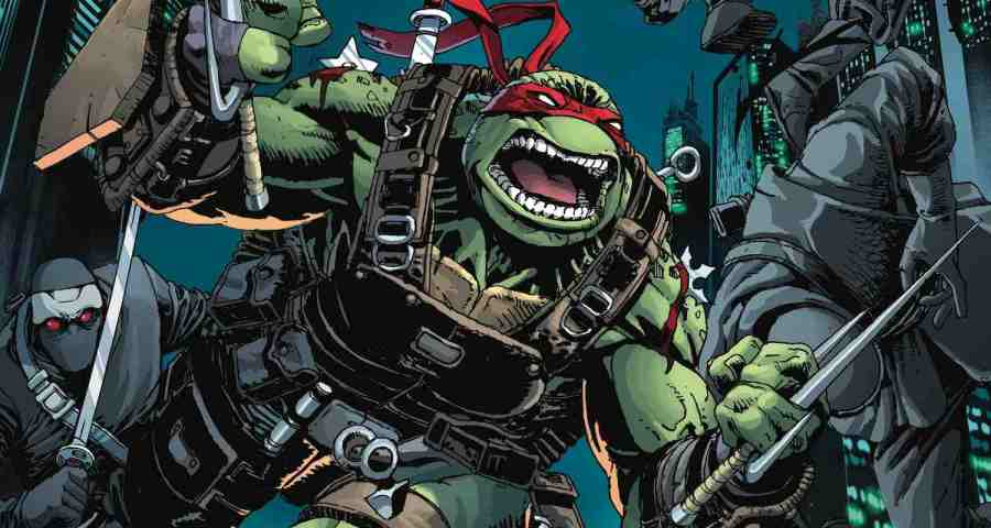 TMNT: The Last Ronan #2 - But Why Tho?