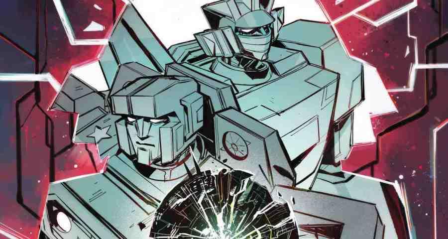 Transformers Escape #2