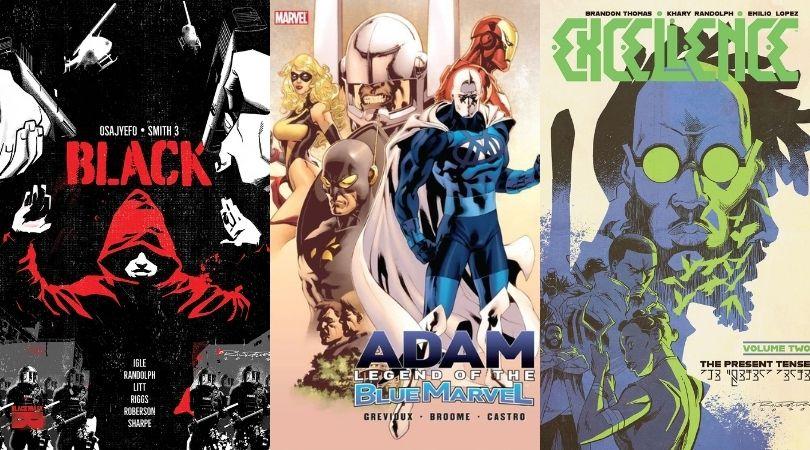 Best Black-Led Comics by Black Creators