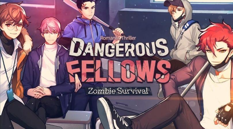 best otome games - dangerous fellows