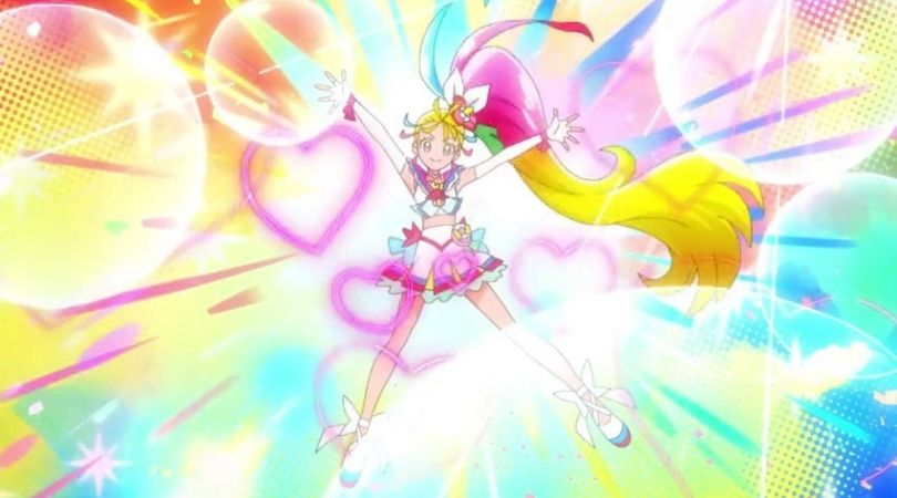 Tropical-Rouge PreCure Episode 1