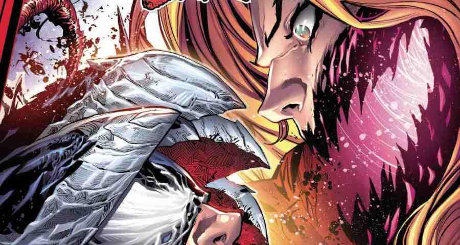 Gwenom vs Carnage #3