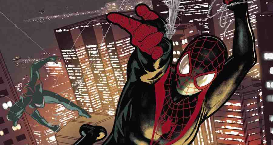 Miles Morales Spider-Man #24 - But Why Tho?