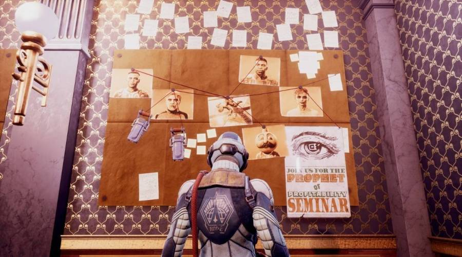 The Outer Worlds Murder on Eridanos - But Why Tho
