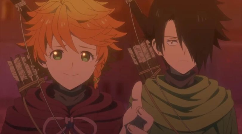 The Promised Neverland Episode 9