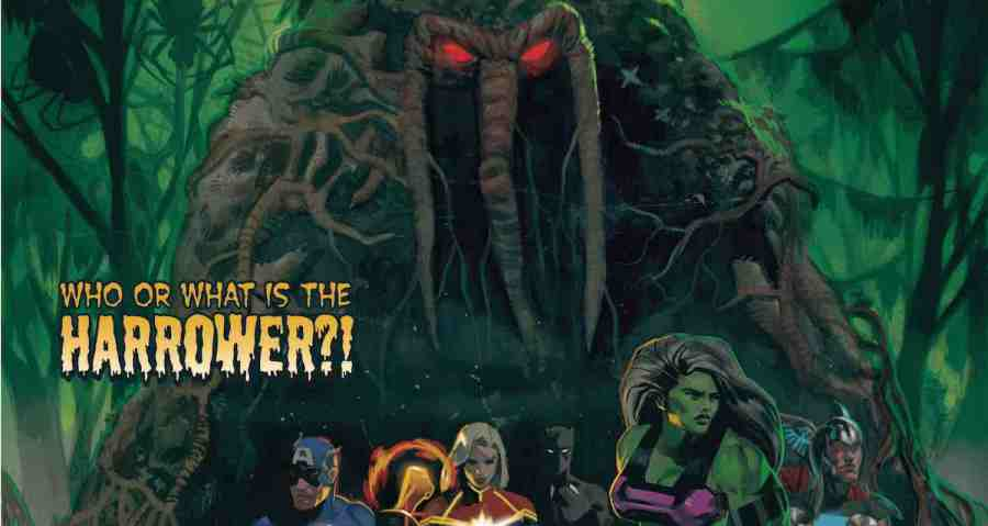 Avengers Curse of the Man-Thing #1 - But Why Tho?