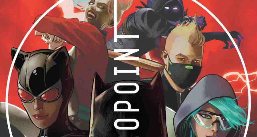 Batman/Fornite Zero Point #1