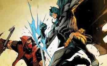 Batman Urban Legend #2