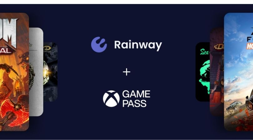 Rainway Partnership Microsoft