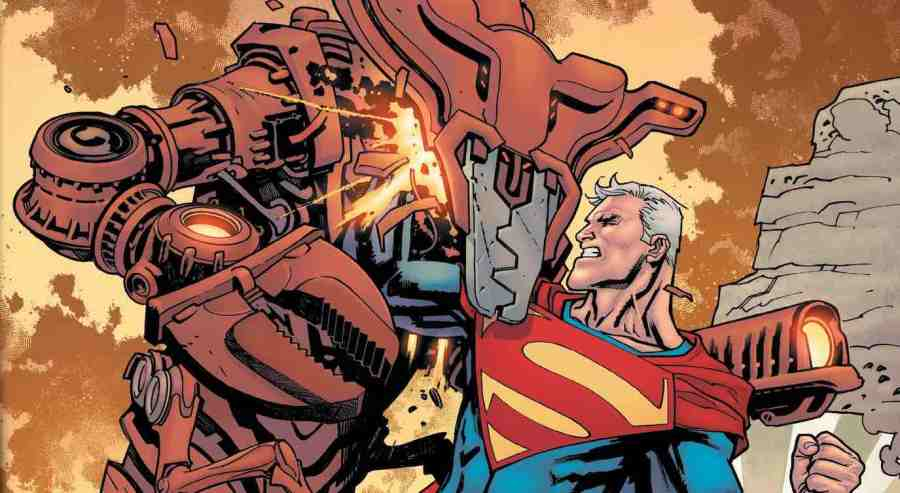 Future State Superman vs Imperious Rex #3 - But Why Tho?