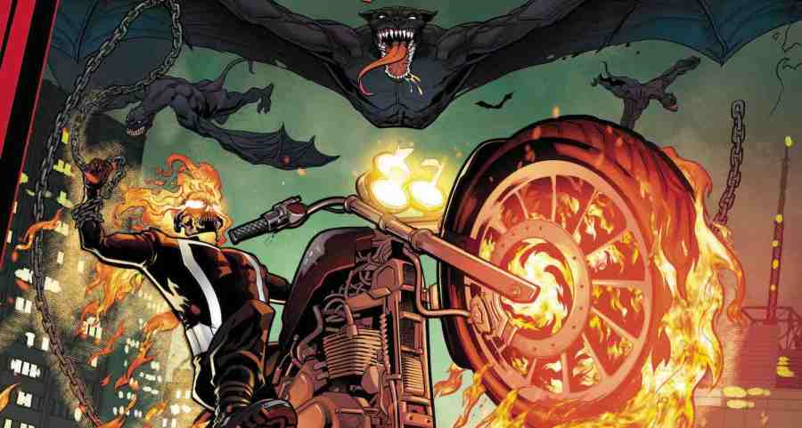 King in Black Ghost Rider #1 - But Why Tho?