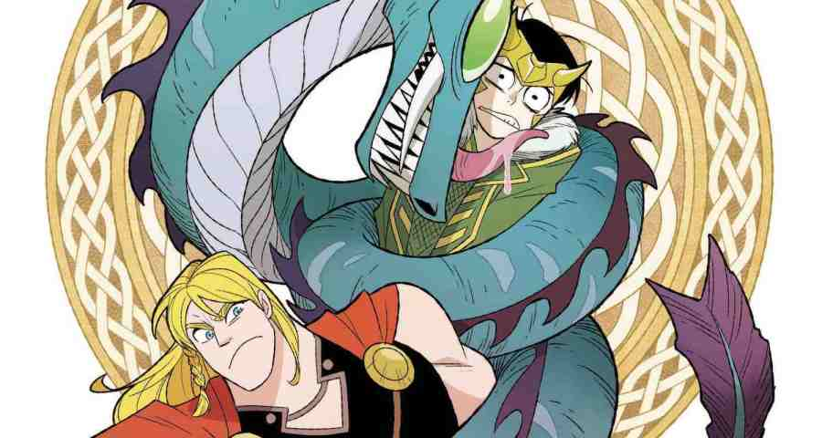 Thor and Loki Double Trouble #2 - But Why Tho?