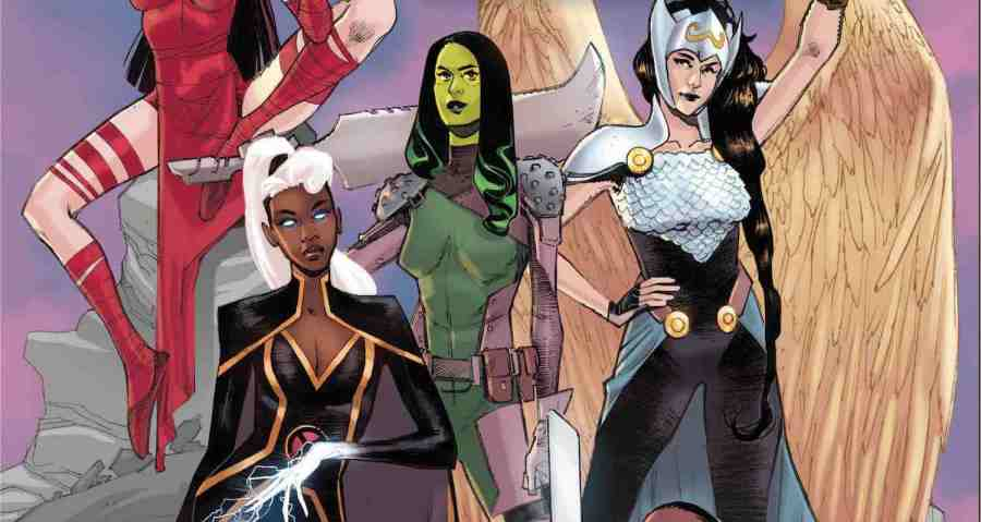 Women of Marvel #1 - But Why Tho?