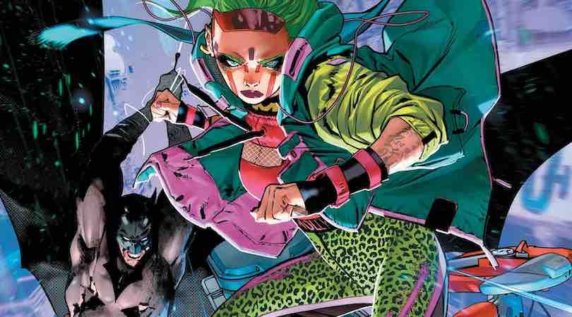 Batman #108 - But Why Tho?