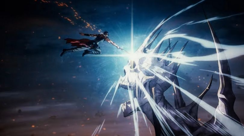 Castlevania ending