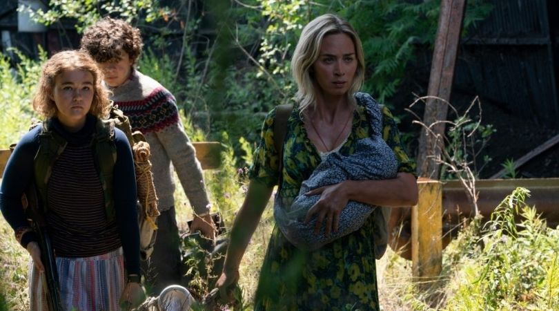 A Quiet Place Part II - horror as a point of re-entry