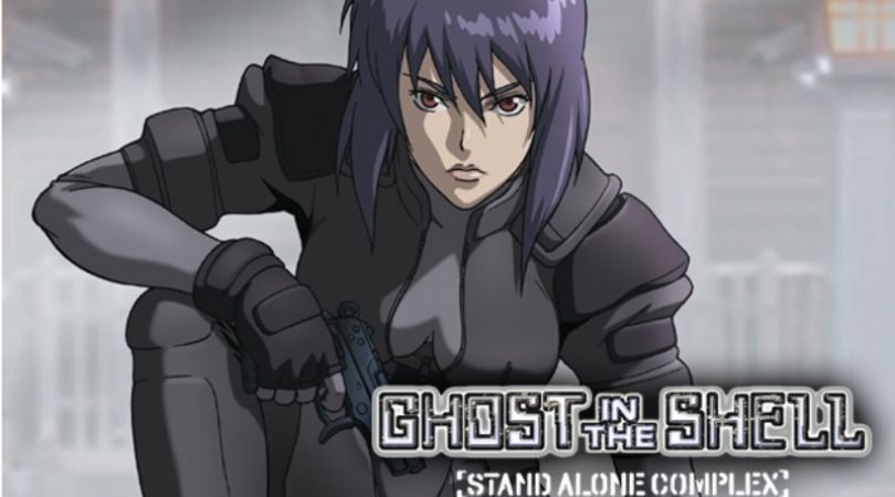 Ghost in the Shell Stand Alone Complex - But Why Tho
