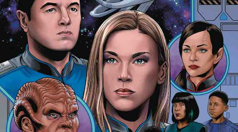The Orville Digressions #1 - But Why Tho?