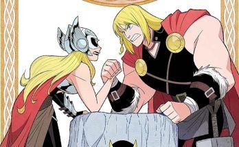 Thor & Loki Double Trouble #3