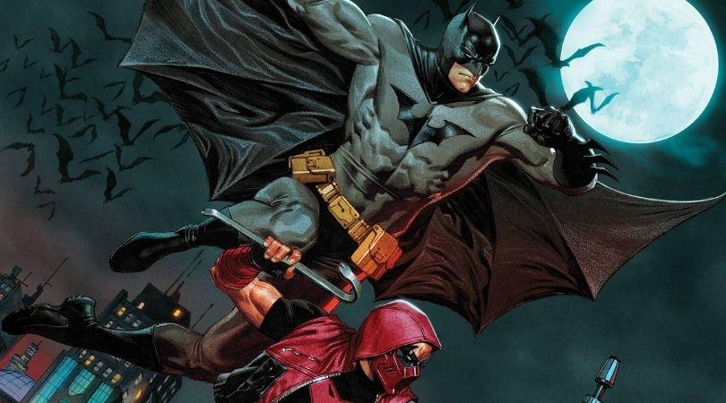 Batman Urban Legends #4 - But Why Tho