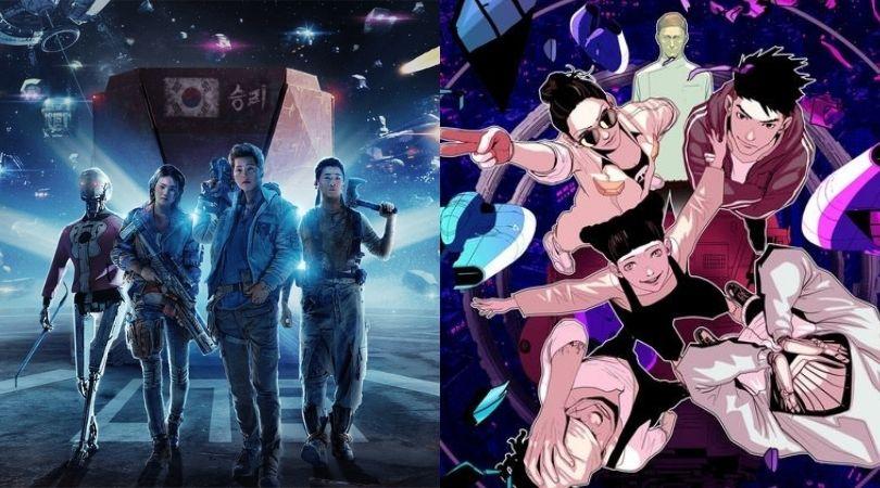 dramas based on webtoons