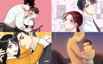Workplace Romance Webtoons