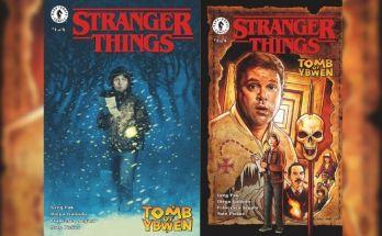 Stranger Things: Tomb of Ybwen