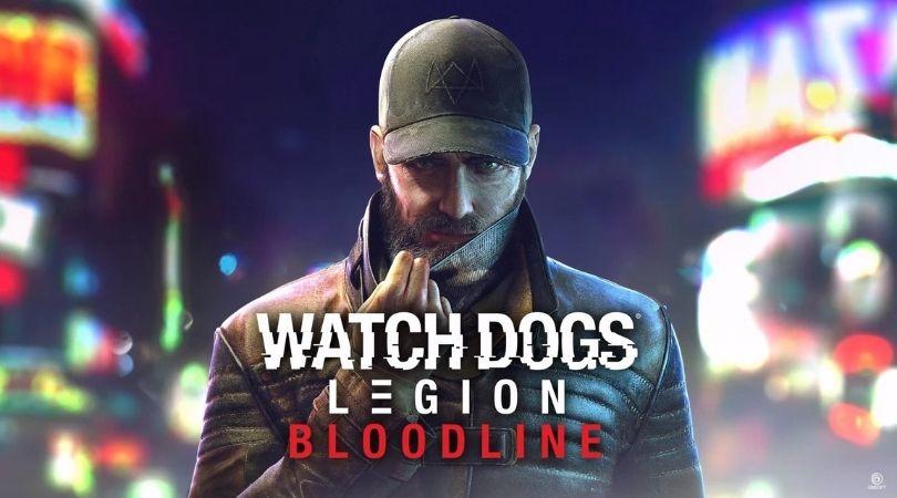 Watch Dogs Legion-Bloodline