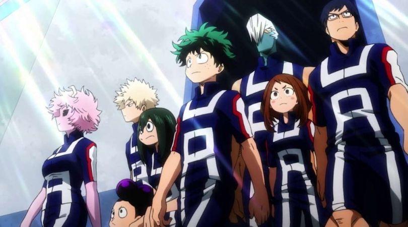 My Hero Academia Episode 99