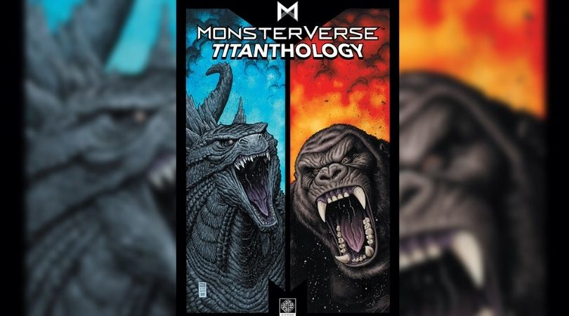 Monsterverse Titanthology