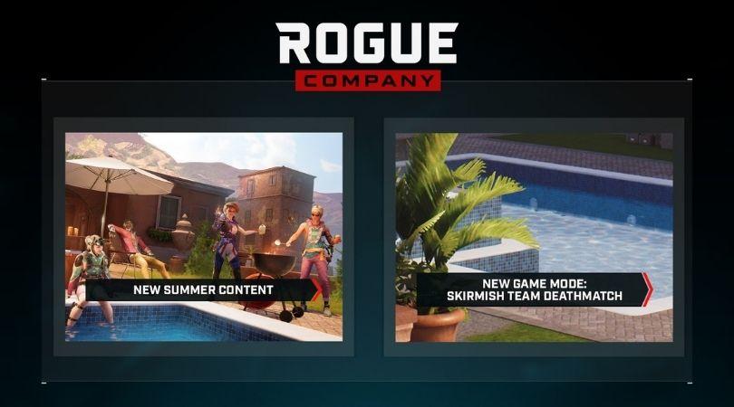 Hot Rogue Summer
