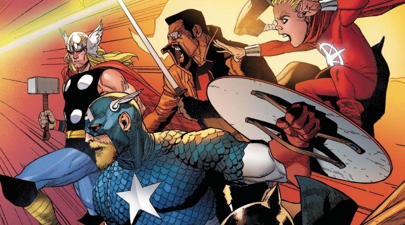 Heroes Return #1 - But Why Tho