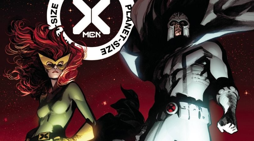Planet-Size X-Men #1 - But Why Tho