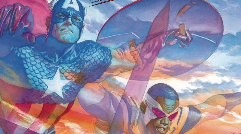 The United States of Captain America #1 - But Why Tho