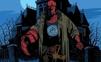 Hellboy and the B.P.R.D: The Secret of Chesbro House #1