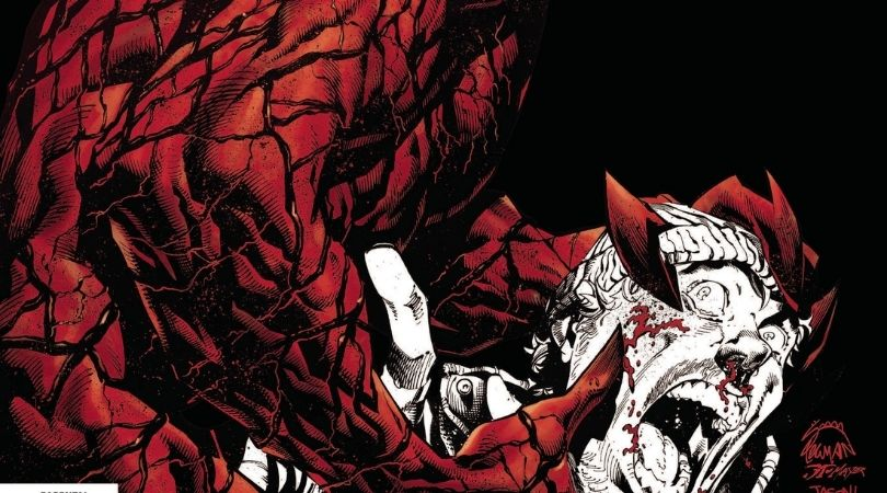 Carnage Black White & Blood #4 - But Why Tho