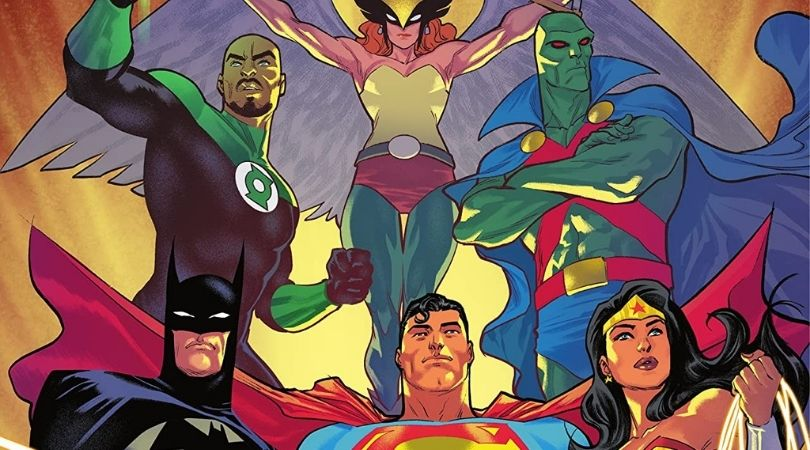 Justice League Infinity #1