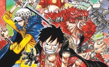 One Piece Volume 97