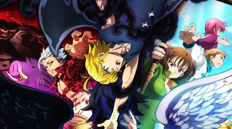 The Seven Deadly Sins Season 5 - But Why Tho