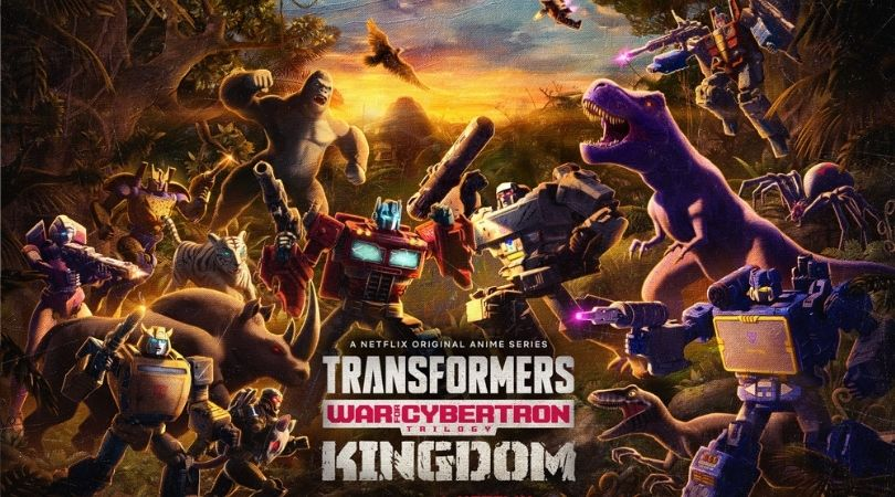 Transformers War for Cybertron Kingdom - But Why Tho