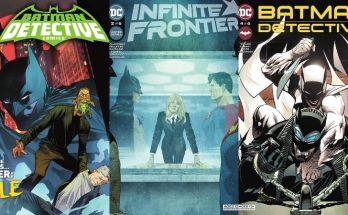 DC Comics July 13th