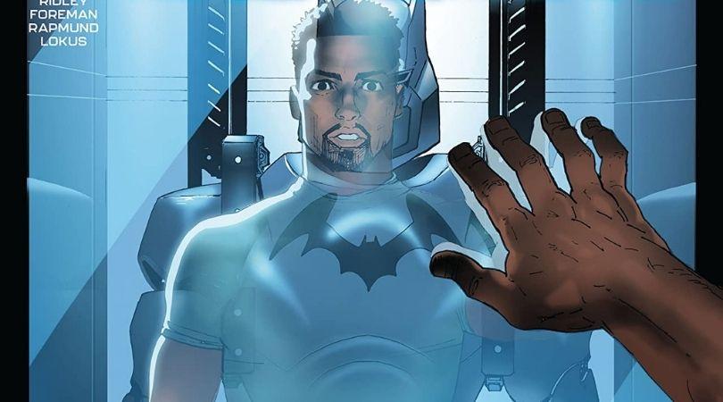 I Am Batman #0