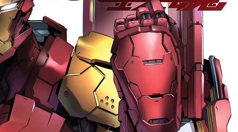 Avengers: Tech-On Avengers #1