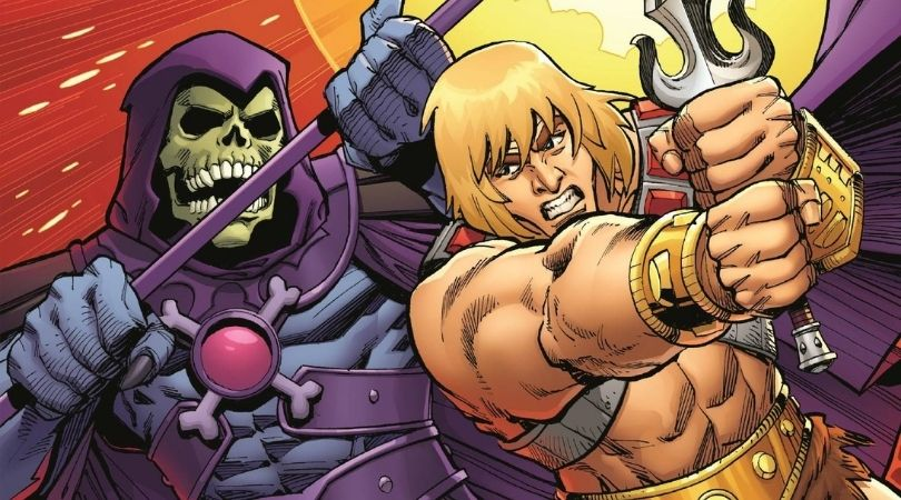 MASTERS OF THE UNIVERSE REVELATION #3 - But Why Tho