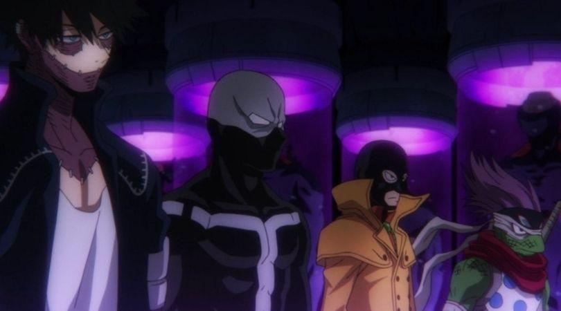 My Hero Academia Episode 108