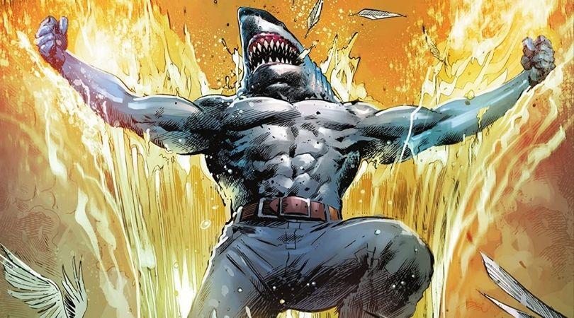 Suicide Squad King Shark #1