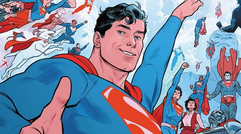 Superman Red & Blue #6